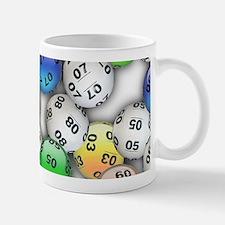 Lucky Lotto Balls Mug