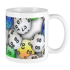 Lucky Lotto Balls Mug