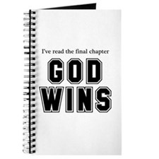 God Wins Journal