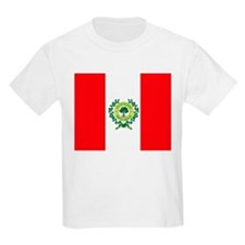 Raleigh Flag Kids T-Shirt