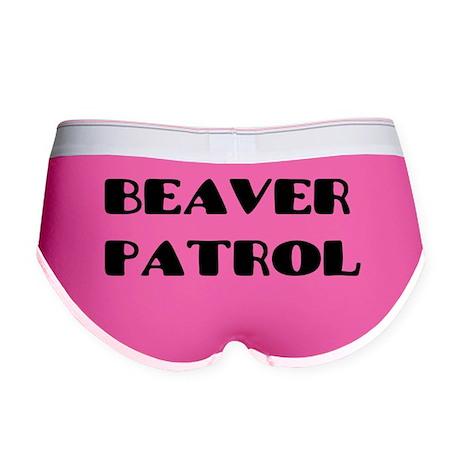 Beaver Women's Boy Brief