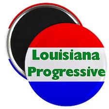 Louisiana Progressive Magnet