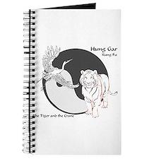 Hung Gar Kung Fu Logo Journal