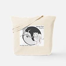 Hung Gar Kung Fu Logo Tote Bag