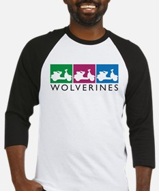 Wolverines - Scooter Baseball Jersey