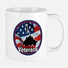 Honoring Veterans Mug