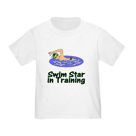 Swim Star in Training Christopher Toddler T