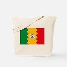 Los Angeles Flag Tote Bag