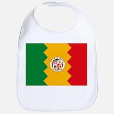 Los Angeles Flag Bib