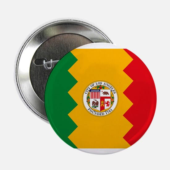 "Los Angeles Flag 2.25"" Button (10 pack)"
