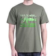 Here, Zombie! - T-Shirt