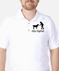 Italian Spinone Golf Shirt