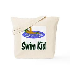 Swim Kid Daniel Tote Bag