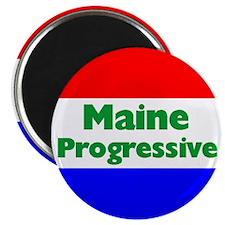 Maine Progressive Magnet