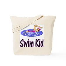 Swim Kid Abigail Tote Bag
