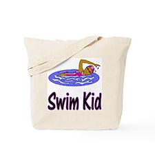 Swim Kid Olivia Tote Bag