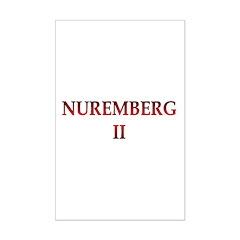 Nuremberg 2 Posters