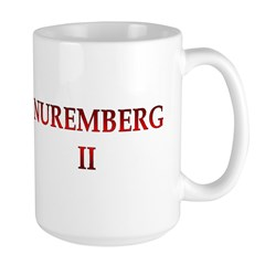 Nuremberg 2 Mug