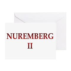 Nuremberg 2 Greeting Card