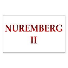 Nuremberg 2 Decal