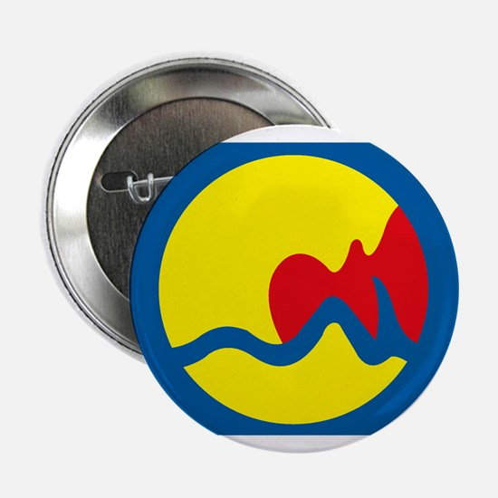 "Grand Rapids Flag 2.25"" Button (10 pack)"