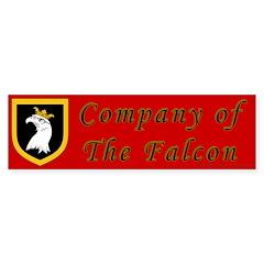 Falcon Bumper Sticker