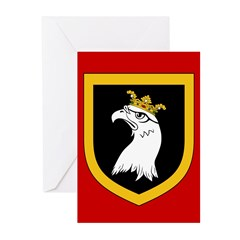 Falcon Greeting Cards (Pk of 20)