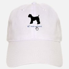 Kerry Blue Terrier Baseball Baseball Cap