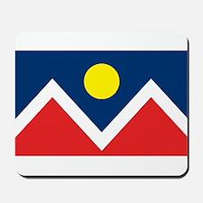 Denver Flag Mousepad
