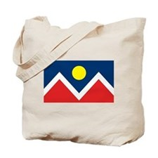 Denver Flag Tote Bag