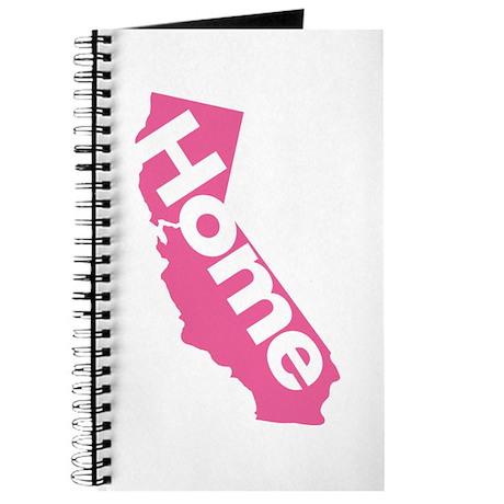 Home - California (Pink) Journal