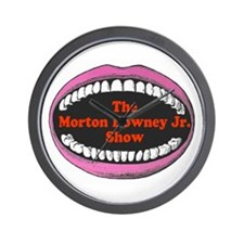 Morton Downey Jr. Wall Clock