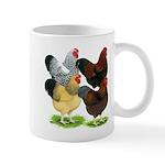 Wyandotte Rooster Assortment Mug