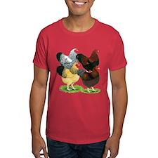 Wyandotte Rooster Assortment T-Shirt