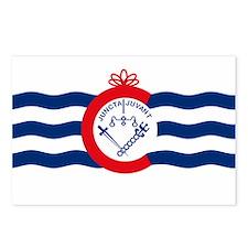 Cincinnati Flag Postcards (Package of 8)