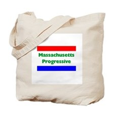 Massachusetts Progressive Tote Bag