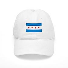 Chicago Flag Baseball Cap