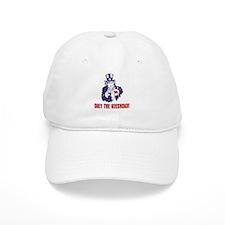 Keeshond Baseball Cap