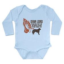 Kuvasz Long Sleeve Infant Bodysuit