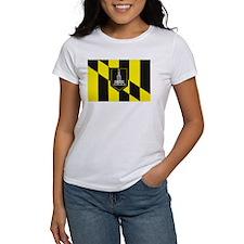 Baltimore Flag Tee