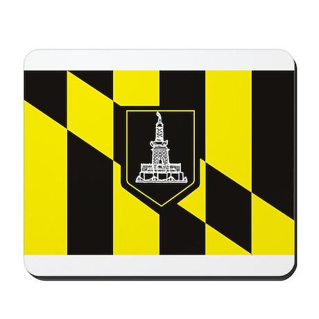 Baltimore Flag Mousepad