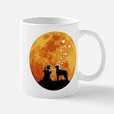 Irish Wolfhound Small Small Mug