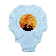 Kai Ken Long Sleeve Infant Bodysuit