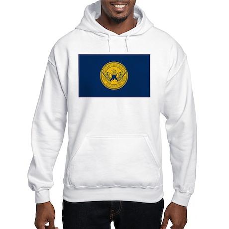 Atlanta Flag Hooded Sweatshirt