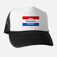 Minnesota Proud Democrat Trucker Hat