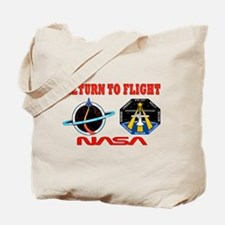 Return To Flight: Discovery Tote Bag