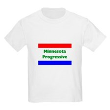 Minnesota Progressive Kids T-Shirt