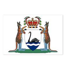 Western Australia Postcards (Package of 8)