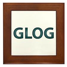 GLOG Framed Tile