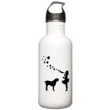Italian Spinone Sports Water Bottle